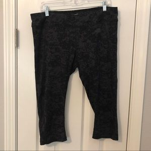 North Face compression leggings